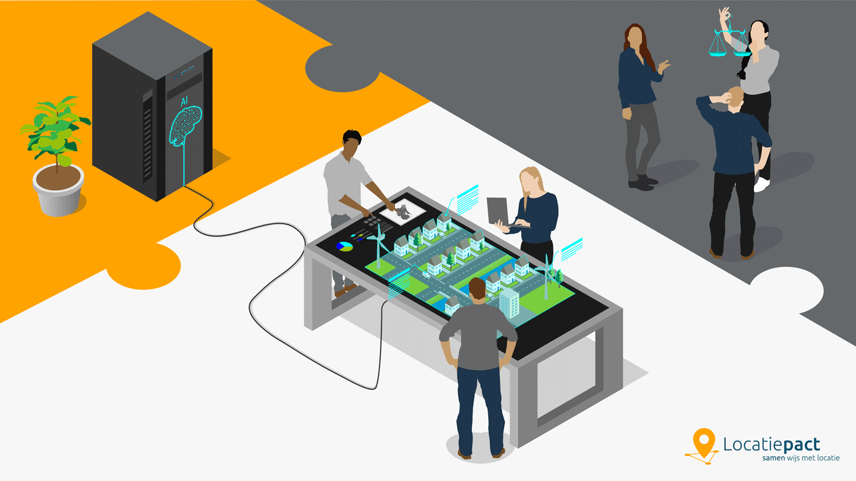 Samenwerken aan een AI-gedreven infrastructuur